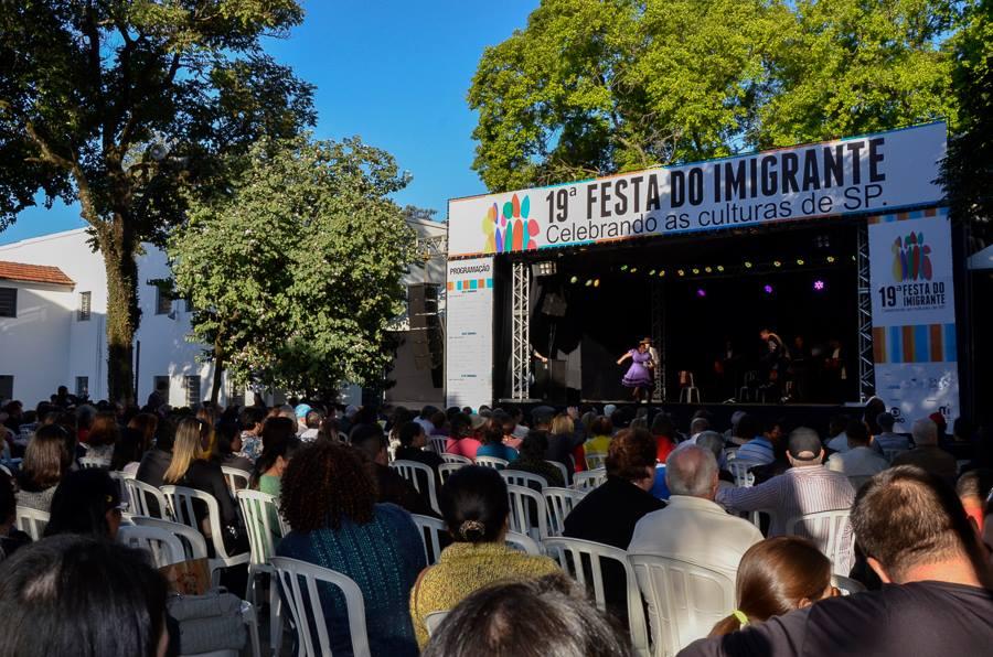 Em 2014, Festa do Imigrante atraiu 19 mil pessoas. Crédito: Chris Ceneviva e Camila Amato
