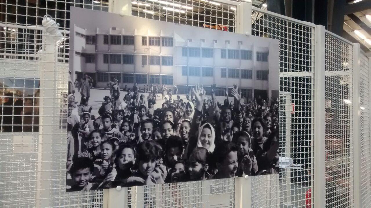 """Foto da exposição """"A Longa Jornada"""", que começou em 25/01 em São Paulo. Crédito: Glória Branco"""