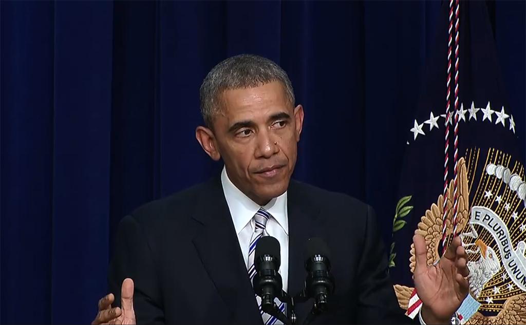 Reforma migratória proposta pelo presidente Obama encontra resistência nos EUA. Crédito: TWH/Fotos Públicas (19/02/2015)