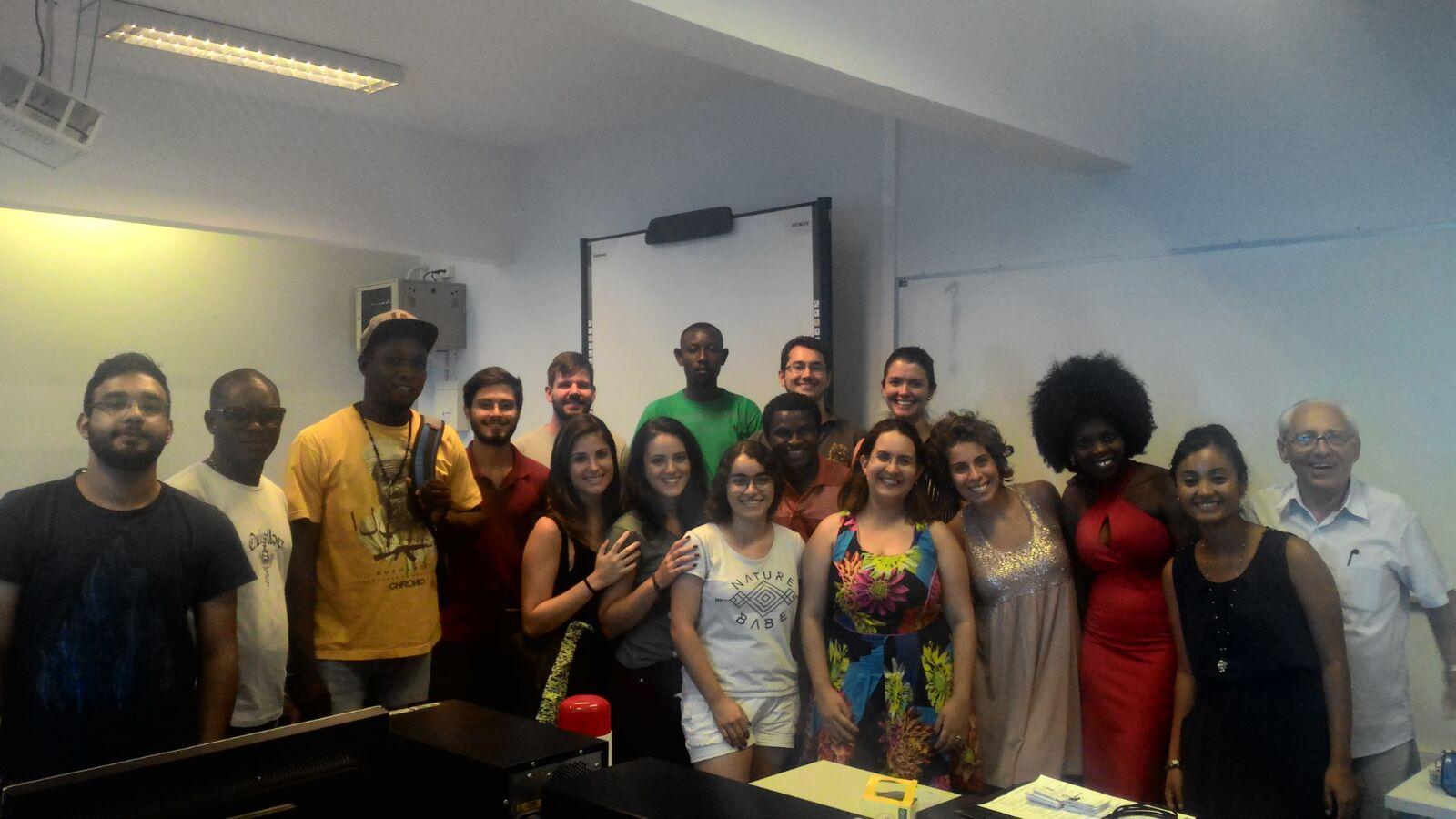 Mutirão em Florianópolis entregou documentos consulares a haitianos e mostrou necessidade do CRAI em SC. Crédito: Wanda Helena Mendes Muniz Falcão