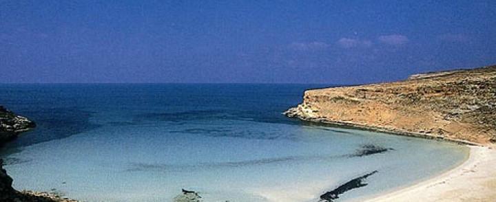 Lampedusa, a porta da Europa