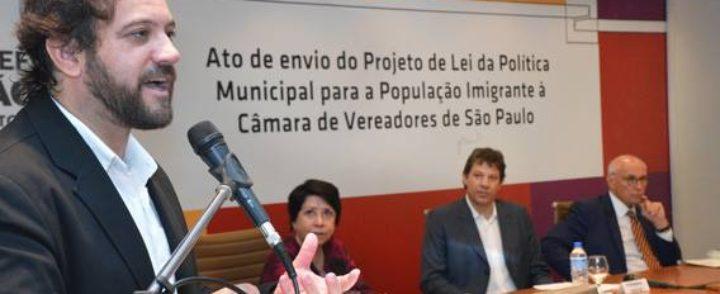 Prefeitura de São Paulo agora é ponto de referência para imigrantes, diz ex-coordenador da CPMig