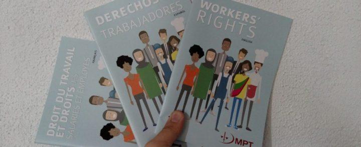 Em quatro idiomas, MPT-SP tem cartilha com direitos trabalhistas dos imigrantes