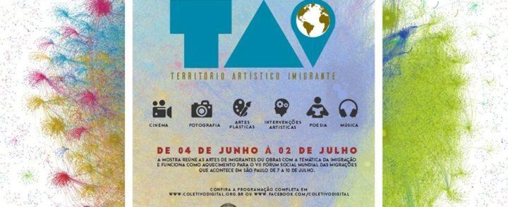 Mostra TAÍ reúne a arte de imigrantes residentes em São Paulo; veja programação
