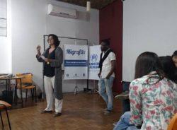Em encontro inédito, brasileiros e imigrantes se unem para desenvolver projetos de impacto social sobre a comunidade migrante
