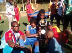 República Democrática do Congo vence a III Copa dos Refugiados, que ganha força a cada ano