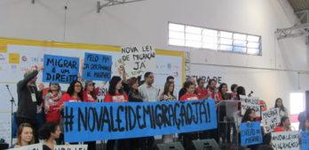 Último dia do FSMM é marcado por Lei de Migração, gênero e Palestina