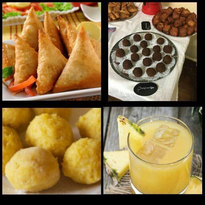Culinária congolesa será atração em novo food park em São Paulo. Crédito: Divulgação
