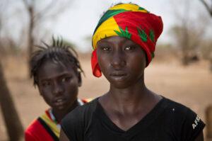 Mais de 1.7 milhões de pessoas se deslocaram internamente, devido ao conflito no Sudão do Sul.  Crédito: Andrew Ash/Jesuit Refugee Service