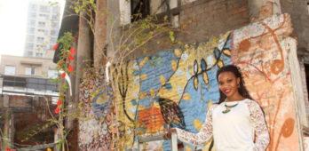 Haitiana que vive em São Paulo pede união para combater o racismo e a xenofobia