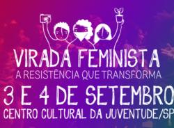Virada Feminista em São Paulo conta com atividade de mulheres migrantes