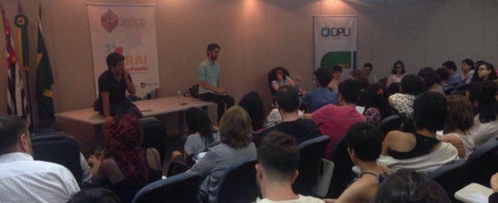 Poder público e militância debatem acolhida de imigrantes LGBT em São Paulo