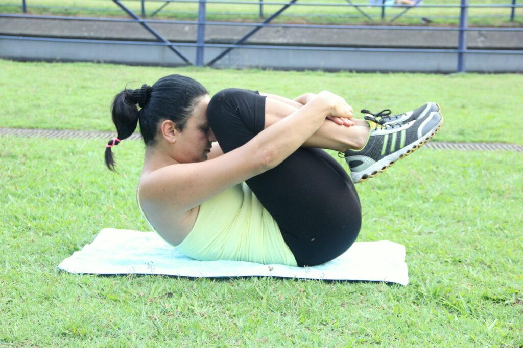 Fisioterapeuta, personal trainer, massagista terapêutica, professora de aeróbica, pilates e yoga. Esses são os conhecimentos de Rima, com os quais busca se integrar no Brasil. Crédito: Eva Bella/MigraMundo