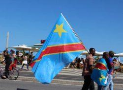 Congoleses se organizam em ato no Rio e pedem democracia e paz na terra natal