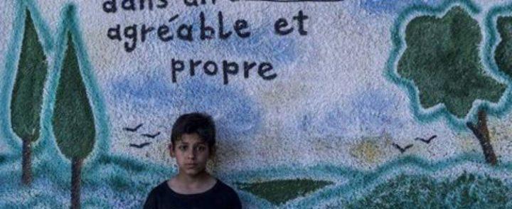 Campanha busca apoio para exposição itinerante sobre crianças refugiadas