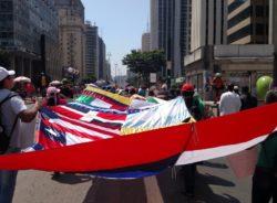 Pelo fim da invisibilidade: eis o tema da Marcha dos Imigrantes 2017