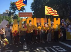 Migrantes na Catalunha: um sim com esperança, bem brasileira…