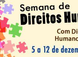Com atividade sobre Migrações e Refugiados, Brasília recebe Semana de Direitos Humanos