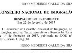 Sociedade civil cobra explicações após CNIg recuar e invalidar concessão de residência temporária a migrantes de países fronteiriços