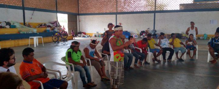 Missão inicia trabalhos para entender situação dos imigrantes venezuelanos em Roraima