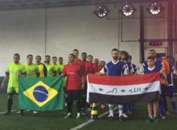 Quarta edição da Copa dos Refugiados é lançada em SP; torneio acontece em agosto