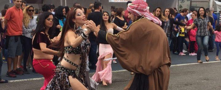 Festival Um Dia nas Arábias une celebração da cultura árabe e solidariedade a refugiados