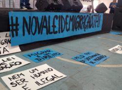 Movimentos sociais e entidades reiteram apoio à sanção integral da nova Lei de Migração