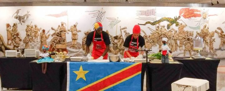 Refugiado congolês lança campanha para abrir restaurante