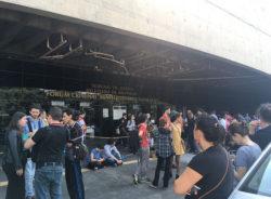 Migrantes e brasileiros detidos após reagirem a ato anti-imigração estão em liberdade