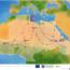 Mapa interativo detalha caminho percorrido por migrantes do Norte da África até a Itália