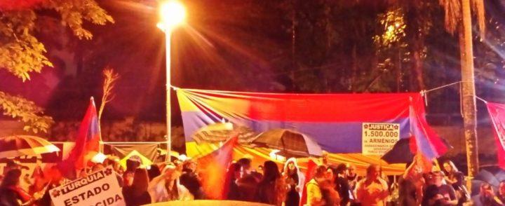 Comunidade armênia de São Paulo mantém luta global pelo reconhecimento de genocídio