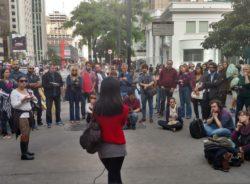 Contra xenofobia, avenida Paulista recebe roda de conversa e diálogo sobre migrações