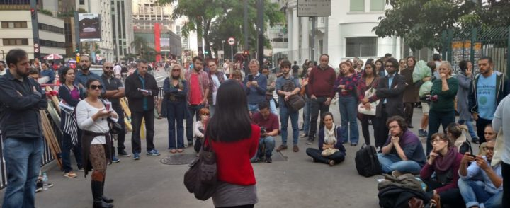 As a reaction to xenophobia, Paulista Av. hosts debate on Migration issue