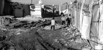 Mostra fotográfica sobre crianças refugiadas chega a São Paulo