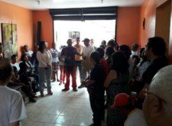 Centro para imigrantes é aberto na fronteira entre Brasil e Venezuela