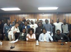 Cidadãos angolanos no Brasil protestam pelo acesso ao voto vivendo no exterior