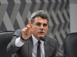 Jucá sugere impedir pedidos de refúgio de venezuelanos no Brasil