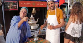 Feira gastronômica em SC traz sabores, história e empreendedorismo de imigrantes
