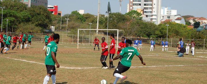 Começa a IV Copa dos Refugiados; Nigéria e Marrocos vão à final