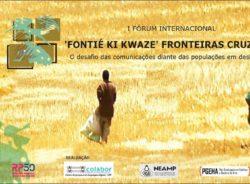 Fórum em SP busca romper fronteiras no debate das diásporas contemporâneas
