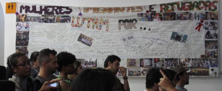 Diversidade e trocas marcam IX Fórum de Migrações no Rio de Janeiro