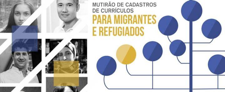 Curitiba terá mutirão de cadastro de currículos de imigrantes e refugiados