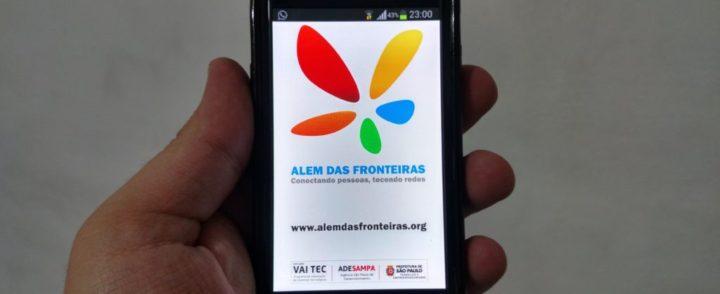"""App e site feitos por migrante ajudam a ir """"além das fronteiras"""" da burocracia"""