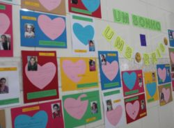 Projeto destaca sorrisos e sonhos de crianças refugiadas