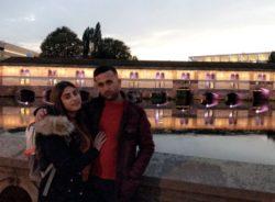 Casal de refugiados se separa em bote e se reencontra quase 2 anos depois