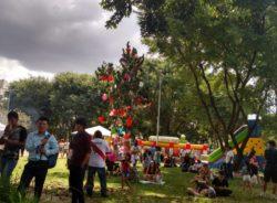 Com clima familiar, Yunza reúne peruanos em São Paulo