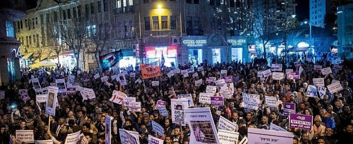 Protestos e Justiça paralisam expulsão de milhares de migrantes em Israel