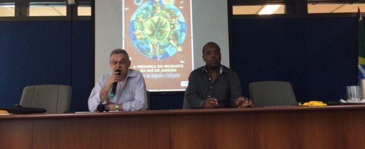 """Uma reflexão sobre """"A presença do migrante no Rio de Janeiro"""""""