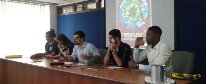Olhar dos migrantes e refugiados é analisado em seminário no Rio