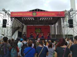 Festival Soy Latino agita Memorial da América Latina com cultura e solidariedade